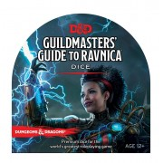 Wizards of the Coast Dungeons & Dragons RPG Dice Set Guildmaster's Guide To Ravnica