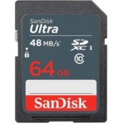 SanDisk 320X Camera 64 GB Ultra SDHC Class 10 48 MB/s Memory Card