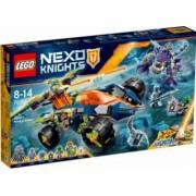 LEGO NEXO KNIGHTS - CATARATORUL LUI AARON 70355