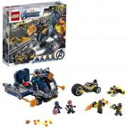 LEGO Marvel Avengers 76143 Avengers Vrachtwagenvictorie (4118051)