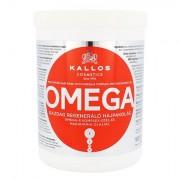 Kallos Cosmetics Omega maschera per la rigenerazione dei capelli 1000 ml