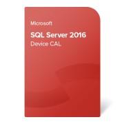 Microsoft SQL Server 2016 Device CAL, 359-06320 електронен сертификат