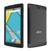 "Plum Optimax 12 Tablet Phone Phablet 4G gsm Unlocked 7"" Display Android Dual Camera ATT Tmobile MetroPCS etc Black"