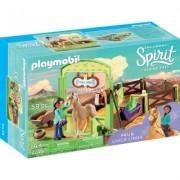Spirit - Spatiu Ingrijire Cai - Pru & Chica Linda Playmobil