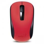 Безжична мишка GENIUS NX-7005 BlueEye, 1600 DPI, червена, 31030127103