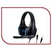 Gembird MHS-G10 Black-Blue