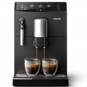 Автоматична еспресо машина, Philips 3000 CMF, Black (HD8827/09)