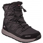 Viking Flinga GTX Stiefel, Black 36