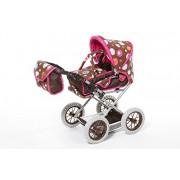Knorrtoys Knorr Toys Knorr63113 Combi Ruby Brown Splash Dolls Pram and Buggy