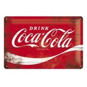 Geen Muurplaatje 20 x 30 Coca Cola