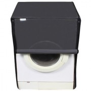 Dream Care Dark Gray Waterproof Dustproof Washing Machine Cover For Front Load Haier HW60-1279 6 kg
