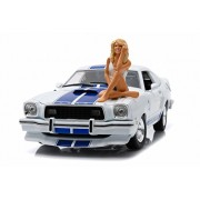 1/18 scale Jill Munroes 1976 Ford Mustang Cobra Car (Multi)