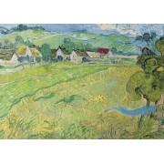 Puzzle Ravensburger - Vincent Van Gogh: Vessenots in Auvers, 1.000 piese (19221)