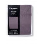 Emporio Double Sheet Sets - Latte DOUBLE