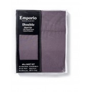 Emporio Double Sheet Sets - Sage DOUBLE