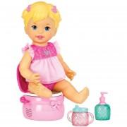 Muñeca Little Mommy Aprendiendo a ir al Baño