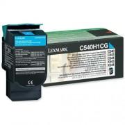 Toner Lexmark C540H1CG cyan, C54x/X54x 2.0k
