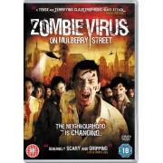 Zombie Virus on Mulberry Street