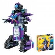 RC Bloque de construcción Juguetes robot - Robert M3 Caballero morado