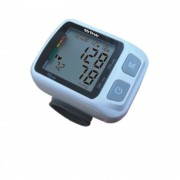 Tensiómetro Digital com 60 memórias, ecrã LCD e medição oscilométrica