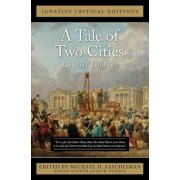 A Tale of Two Cities: A Story of the French Revolution, Paperback