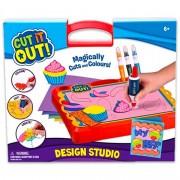 Cut it Out kreatív stúdió készlet - Cut it Out kreatív játékok