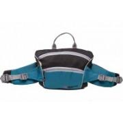 Adventure Worx Waist Bag(Blue, Black)