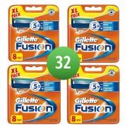 Gillette Combi Scheermesjes Fusion 32 mesjes