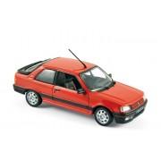 NOREV - Peugeot 309 GTI 1987 - Red