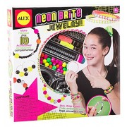 ALEX Toys Do-It-Yourself Wear Neon Brite Jewelry Kit