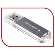 USB Flash Drive 8Gb - Silicon Power Ultima II I-Series Silver SP008GBUF2M01V1S