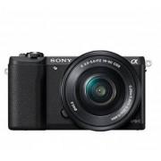 Sony Alpha 5100 Kit - Schwarz - 16-50mm Objektiv