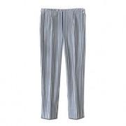 Reutter Seersucker-broek 'Blue Stripes', 44 - blauw/wit