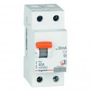 Legrand Diferencial Electricidad 40 Amp 2 Polos Legrand 606094402057