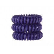 Invisibobble The Traceless Hair Ring 3 kom gumice za kosu Universal Blue W