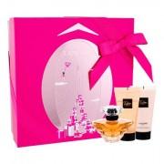 Lancôme Trésor confezione regalo Eau de Parfum 50 ml + lozione per il corpo 50 ml + doccia gel 50 ml da donna