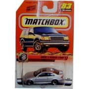 Matchbox 1999-83 of 100 Series 17 Worldwide Wheels BMW 3 Series Coupe 1:64 Scale by Dubblebla