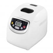 Masina de paine Hausberg HB-7530, 600 W, 1000 g, 19 programe, alb