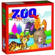 Tingoking Learning and Educational 0708 Zoo - 10 Puzzle
