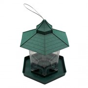 ELECTROPRIME Outdoor Wild Bird Feeders Seed Nut Fat Ball Sunflower Cake Hanging Station