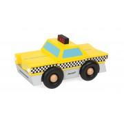 Jouets D'eveil Kit Magnet - Taxi (Bois)