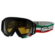 Salice 618 ITA Speed Polarized Sunglasses BKIT/TECH