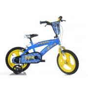 """Bicicleta copii DINO BIKES 165XL-CM, Roti 16"""", MINIONI"""