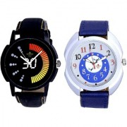 Blue Eagle Jaal With Speed 30 Lightning Class SCK Combo Gallery Wrist Watch