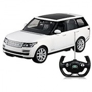 Licensed Land Rover Range Rover SUV Electric RC Truck 1:14 Scale Rastar RTR (Colors May Vary) Authentic Body Styling