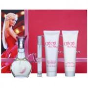 Paris Hilton Can Can coffret II. Eau de Parfum 100 ml + Eau de Parfum 10 ml + gel de duche 90 ml + leite corporal 90 ml