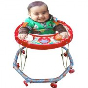 Oh Baby Baby Red Color Musical Walker For Your Kids DTY-JHG-SE-W-45