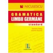Gramatica limbii germane standard - Gerhard Helbig Joachim Buscha