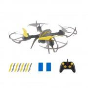 Overmax X-BEE 2.4 wifi drón + ajándék akkumulátor (35 cm)