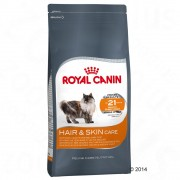 10 kg Royal Canin Hair & Skin Care macskaeledel